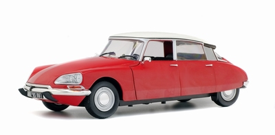 Solido 1:18 Citroen DS rood Massena 1972