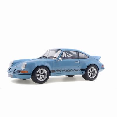 Solido 1:18 Porsche 911 RSR 2.8 Carrera lichtblauw