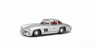 Solido 1:43 Mercedes Benz 300 SL grijs