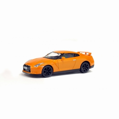Solido 1:43 Nissan GTR oranje 2007