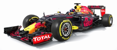 Spark 1:18 Red Bull RB12 Tag Heuer F1 No33 Max Verstappen