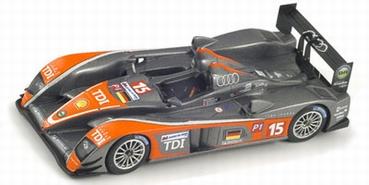 Spark 1:43 Audi R10 Tdi Kolles Albers Bakkerud Le Mans 2009