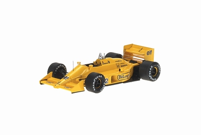 Spark 1:43 Lotus 99T 1987 Japan GT Aston Senna no 12 2nd