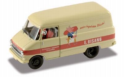 Starline 1:43 Opel Blitz 1960 E.Bisang beige