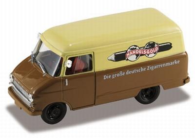 Starline 1:43 Opel Blitz 1960 Handelsgold