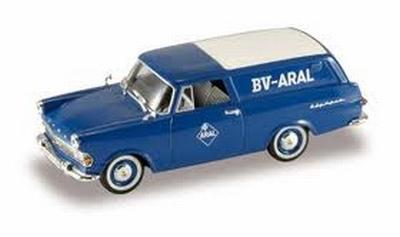 Starline 1:43 Opel Record P2 Caravan BV ARAL