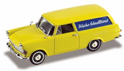 Starline 1:43 Opel Record P2 Caravan Wassche Schneldienst