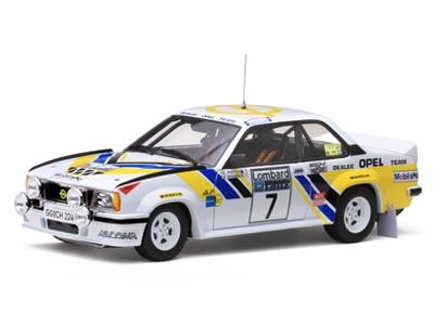 Sunstar 1:18 Opel Ascona 400 No 7 Lombard