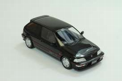 Triple9 Collection 1:18 Honda Civic EF9 SiR VTEC zwart