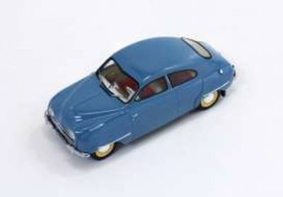 Triple9 Collection 1:43 Saab 92B 1954 lichtblauw