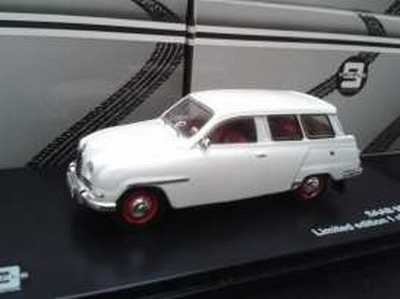 Triple9 Collection 1:43 Saab 95 1961 wit