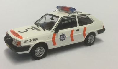 Triple9 Collection 1:43 Volvo 343 1400 Wieringerwerf 1982