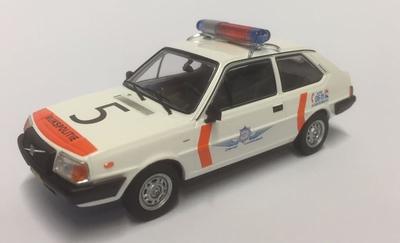 Triple9 Collection 1:43 Volvo 343 Rijkspolitie NL Schiphol