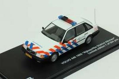 Triple9 Collection 1:43 Volvo 440 rijkspolitie Alkmaar