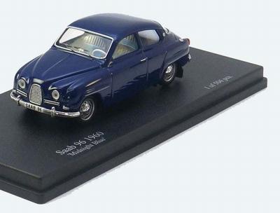 Trofeu 1:43 Saab 96 1960 blauw 504 pcs