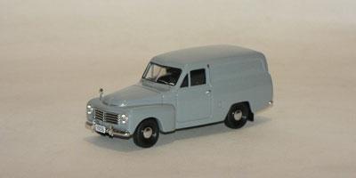 Trofeu 1:43 Volvo 445 Duett 1956 grijs