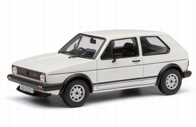 Vanguards 1:43 Volkswagen Golf GTi MK1 Alpine wit