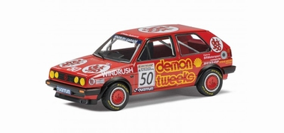 Vanguards 1:43 Volkswagen Golf MK2 GTI Demon Tweeks Alan