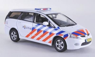 Vitesse 1:43 Mitsubishi Grandis Politie Brabant Zuid Oost NL