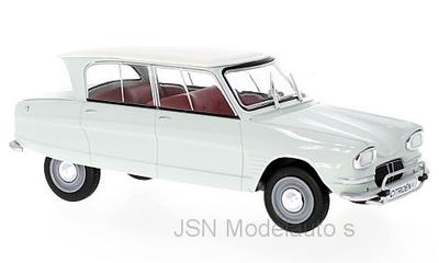 Whitebox 1:24 Citroen Ami 6 lichtgroen wit 1961