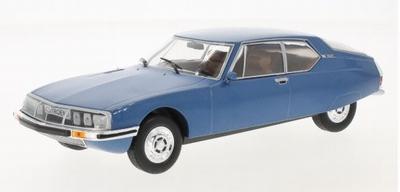 Whitebox 1:24 Citroen SM 1970 blauw metallic