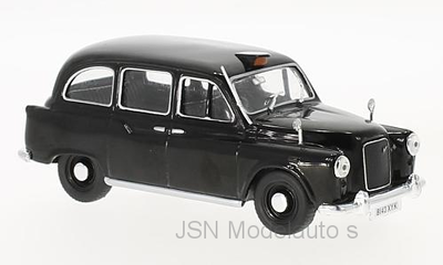 Whitebox 1:43 Austin FX4 RHD London Taxi 1985 zwart
