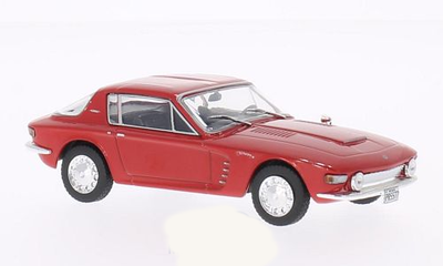 Whitebox 1:43 Brasinca 4200 GT 1965 rood