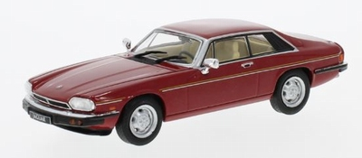 Whitebox 1:43 Jaguar XJ-S donkerrrood 1975