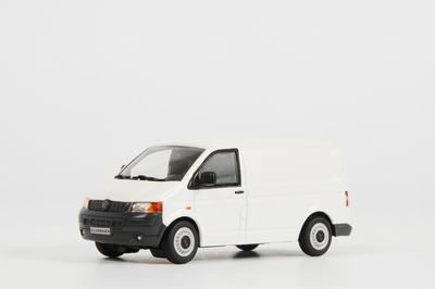 WSI 1:50 Volkswagen Transporter wit
