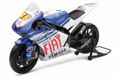 New Ray 1:12 Yamaha YZR M Fiat Valentino Rossi No 46 2009