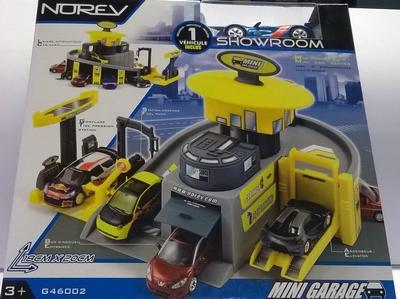 Norev Mini Garage, incl. 3 inch modelauto