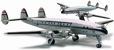 HOB 1:250 Lockheed L-749A KLM De Vliegende Hollande