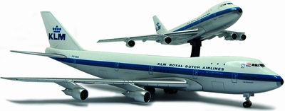 HOB 1:300 Boeing 747-200 KLM Royal Dutch Airlines