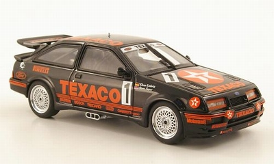 Autoart 1:43 Ford Sierra Cosworth RS 500 No 1 Texaco zwart