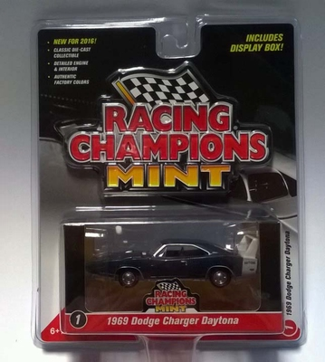 Racing Champiosn mint 1:64 Dodge Charger Daytona 1969