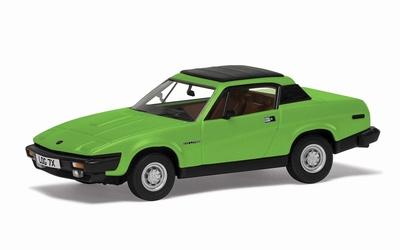 Vanguards 1:43 Triumph TR7 FHC Triton groen RHD