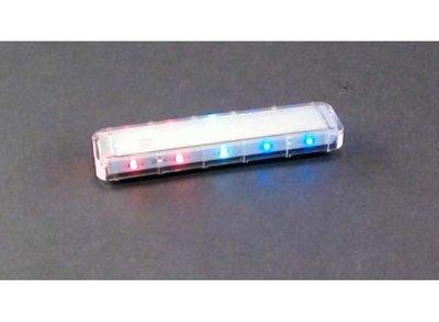 AMCE 1:18 Politie Lightbar met werking Led licht