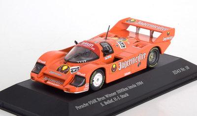 CMR 1:43 Porsche 956B Jagermeister No 19 Stuck / Bellof