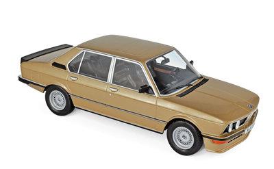 Norev 1:18 BMW M535i 1980 goud metallic