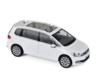 Norev 1:43 Volkswagen Touran 2015 wit