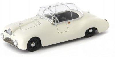 Autocult 1:43 Gatso 4000 Aero Coupe 1948 grijs
