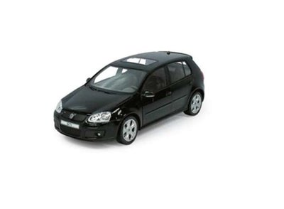 Cararama 1:43 Volkswagen Golf GTi zwart