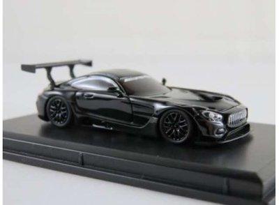Fronti Art 1:87 Mercedes Benz AMG GT3 zwart 2017 Avan Style