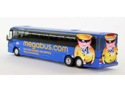 Iconic Replicas 1:87 MCI D4505 Motorcoach