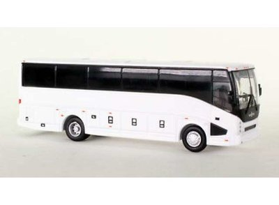 Iconic Replicas 1:87 Van Hool CX-35 Motorcoach wit
