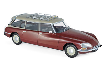 Norev 1:18 Citroen Break 21 1970 bordeaux