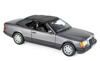 Norev 1:18 Mercedes Benz 300 CE - 24 Cabriolet 1990 purple metalic