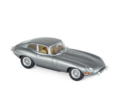 Norev 1:43 Jaguar E-Type Coupe 1964 grijs