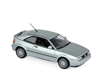 Norev 1:43 Volkswagen Corrado G60 1990 zilver