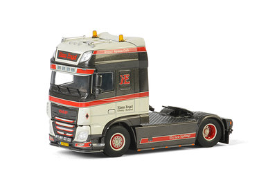 Wsi 1:50 DAF XF SUPER SPACE CAB Klaas Engel